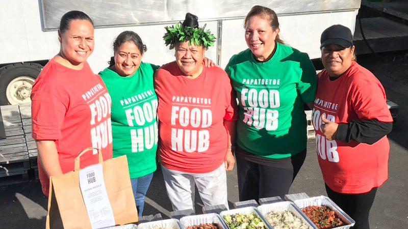 Weave Papatoetoe Food Hub